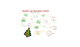 Copy of Sueño de Navidad 2012