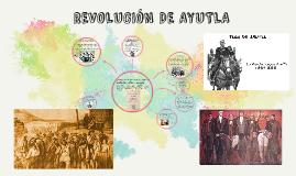 REVOLUCIÓN DE AYUTLA
