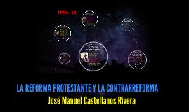 Copy of Copy of LA REFORMA PROTESTANTE Y LA CONTRARREFORMA
