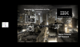 Urban Information Management