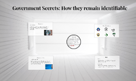Government Secrets:
