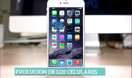 evolucion de los celulares
