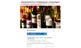 Alkohol ja tarbijate õigus