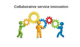 Collaborative service innovation
