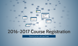 2016-2017 Course Registration