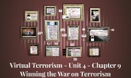 Virtual Terrorism - Unit 4 - Chapter 9