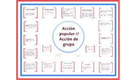 Copy of ACCIONES POPULARES Y DE GRUPO