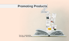 Promoting Products