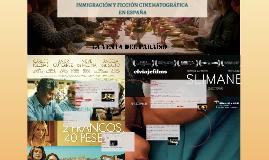 INMIGRACIÓN Y FICCIÓN CINEMATOGRÁFICA