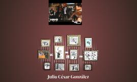 Julio César González