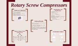 Copy of Rotary Screw Compressors