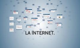 LA INTERNET.