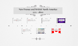 New France and British North America