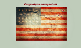 Pragmatyzm amerykański