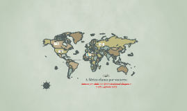 A África clama por socorro