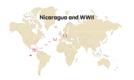 Nicaragua and WWII