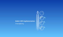 Copy of Keda's SAP implementation