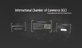Copy of International Chamber of Commerce (ICC)
