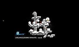 ORGANOGRAMA RIMAFEL -2016