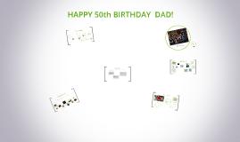 Dad's 50th!