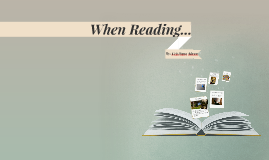 When Reading...