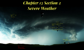 13-2 Severe Weather