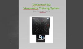 Dynavision D2 Visuomotor Training System
