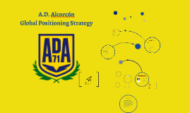 Alcorcón: Global Positioning