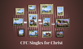 CFC Singles for Christ
