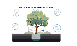 The value we place in scientific evidence
