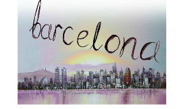 HRM goes BARCELONA