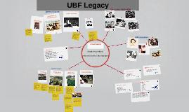 UBF Legacy