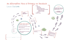 An Alternative View of Privacy on Facebook