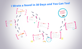 I Wrote a Novel in 30 Days and You Can Too!