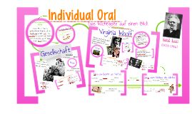 Copy of Individual Oral German