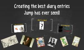 Copy of Diary Writing KS2