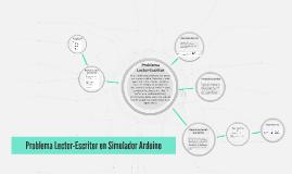 Copy of Problema Lectores-Escritores en Simulador Arduino