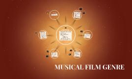 MUSICAL FILM GENRE
