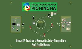 TEORÍA DE LA RECREACIÓN.-Prof Freddy Moreno