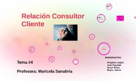 Copy of RELACION CONSULTOR CLIENTE