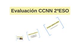 Evaluación CCNN 2ºESO
