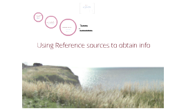 using reference sources to obtain information