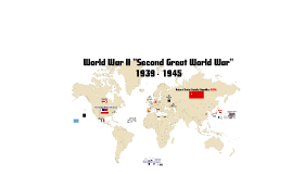 Copy of Copy of World War II