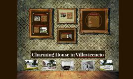Charming House in Villavicencio