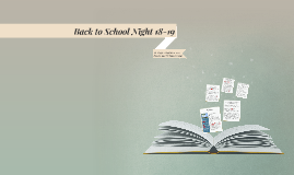 Back to School Night 17-18