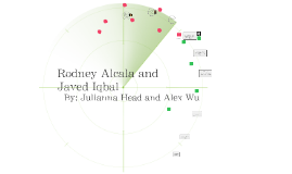 Rodney Alcala and Javed Iqbal