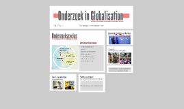 Onderzoek in Globalisation 1