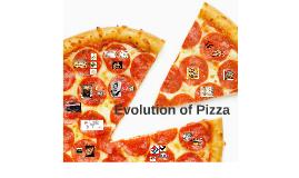 Evolution of Pizza