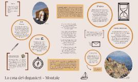 La casa dei doganieri - Montale