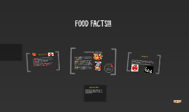 Food Facts...